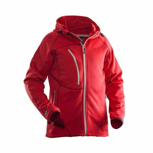 Jobman 65515253 vest - rood