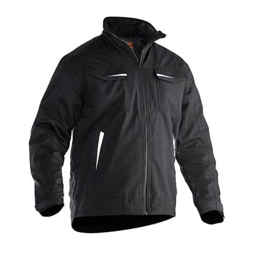 Jobman 65131720 jas - zwart