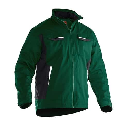 Jobman 65131720 jas - groen