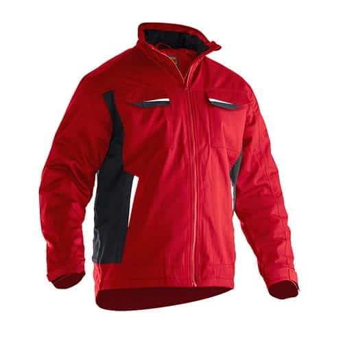 Jobman 65131720 jas - rood