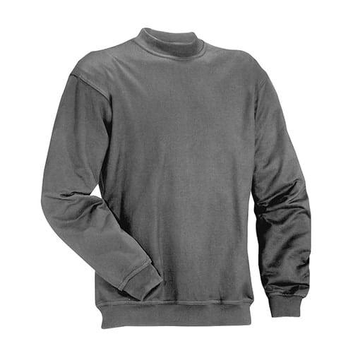 Jobman 65512010 roundneck shirt - grijs