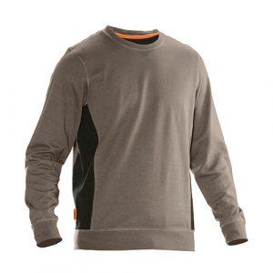 Jobman_sweater_lichtbruin