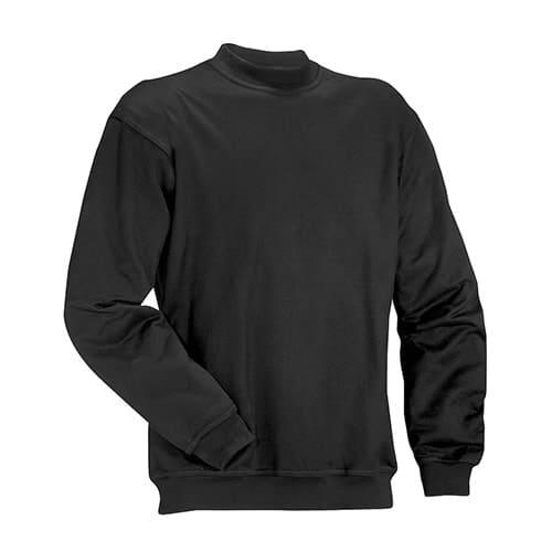 Jobman 65512010 roundneck shirt - zwart