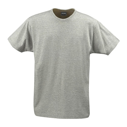 Jobman 65526410 T-shirt - grijs