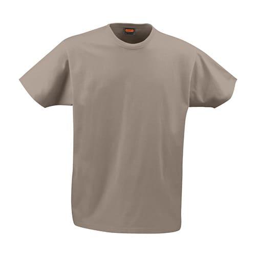 Jobman 65526410 T-shirt - lichtbruin