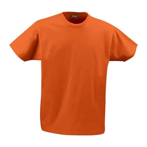 Jobman 65526410 T-shirt - oranje