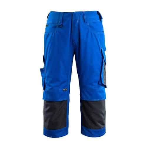 Mascot Altona driekwart werkbroek - blauw