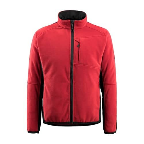 Mascot Hannover fleece jas - rood