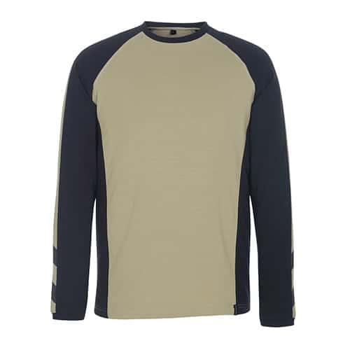 Mascot Bielefeld shirt - bruin