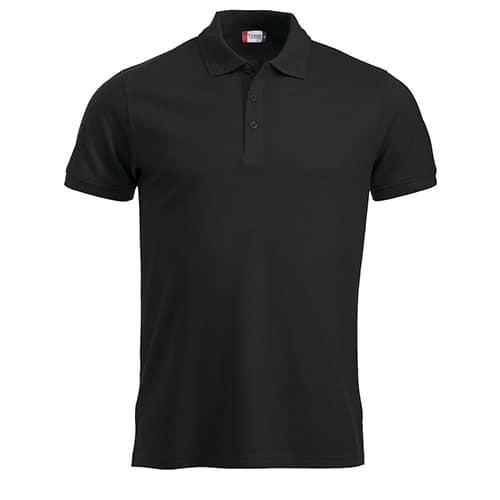 Clique Manhattan polo - zwart