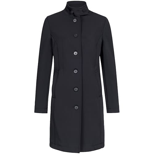 Greiff RF Outdoor D-Softshell dames jas - zwart