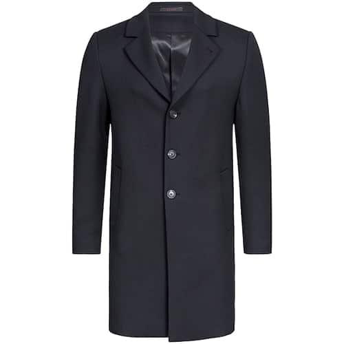 Greiff H-Wollen RF Outdoor heren jas - zwart
