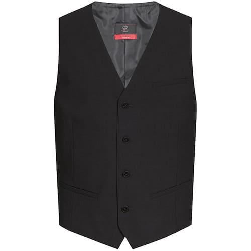 Greiff RF Premium heren gilet - zwart