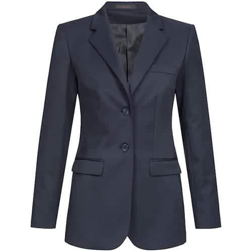 Greiff CF Basic dames colbert - marine blauw