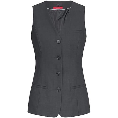 Greiff CF Premium dames gilet - grijs