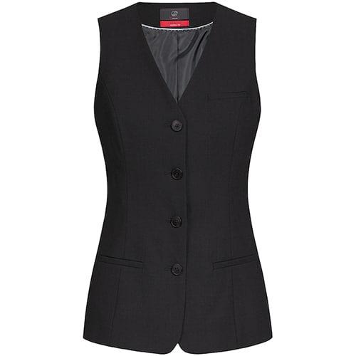 Greiff CF Premium dames gilet - zwart