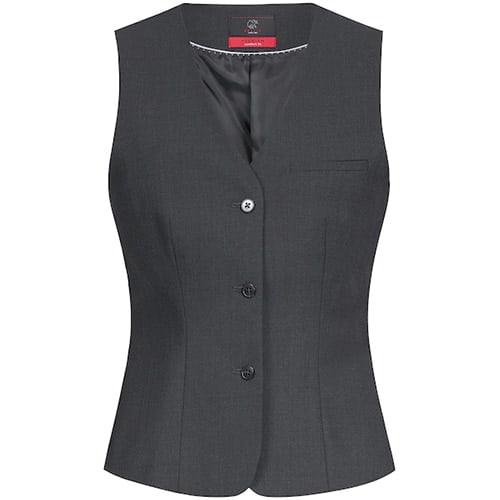 Greiff Premium dames gilet - grijs