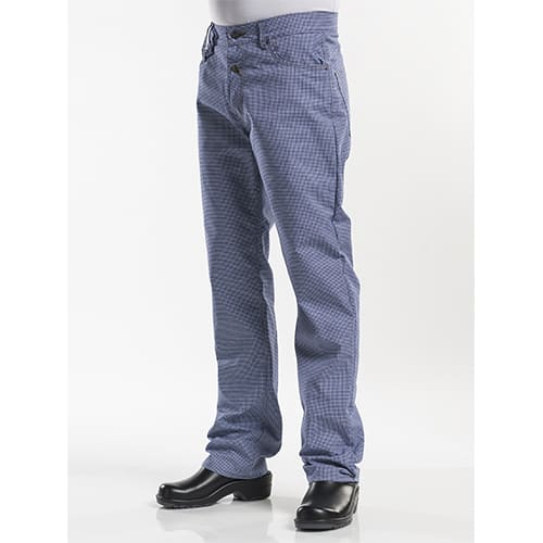 Chaud Devant Jeans Basic koksbroek - blauw