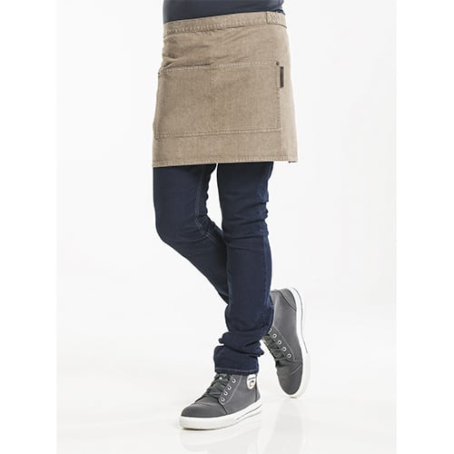 Chaud Devant Base Denim sloof - beige