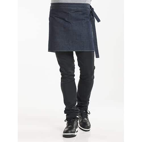 "Chaud Devant Plain Denim 16"" sloof - blauw"