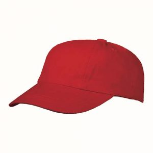 Kingcap_brushed_kid_pet_rood