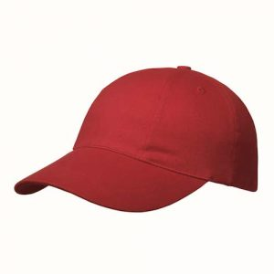 Kingcap_brushed_Turned_top_pet_Rood