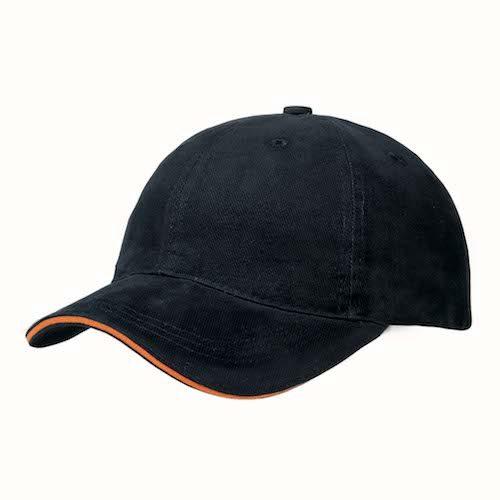 kingcap_sandwich_blauw/oranje