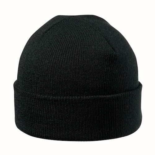Kingcap Brim muts - Zwart