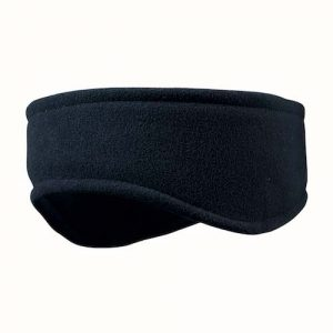 Kingcap_luxury_fleece_hoofdband_blauw