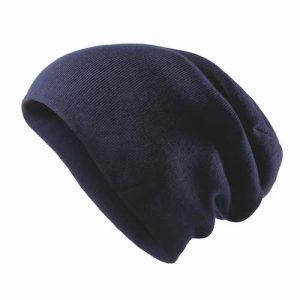 kingcap_jersey_slouchy_hoed_Blauw