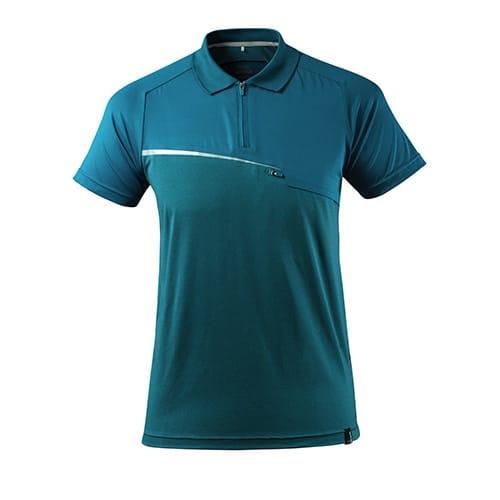 Mascot Advanced polo met borstzak - blauw