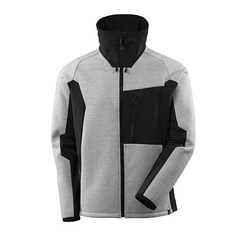 Mascot Advanced softshell jas - grijs/zwart