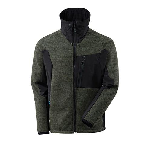 Mascot Advanced softshell jas - groen/zwart