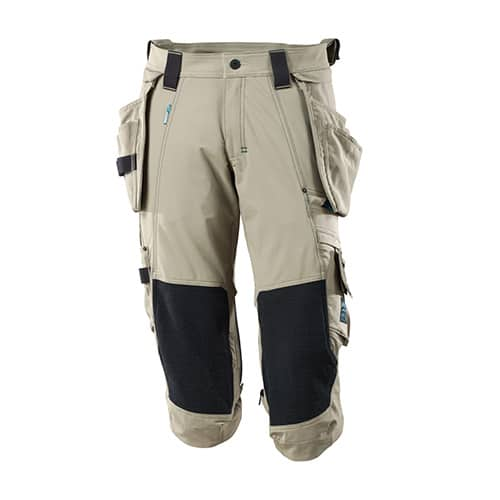 Mascot Advanced driekwart broek - khaki