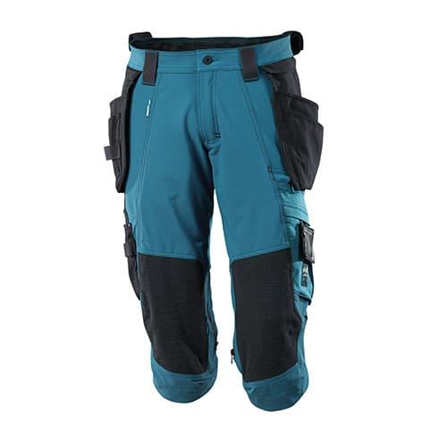 Mascot Advanced driekwart broek - blauw