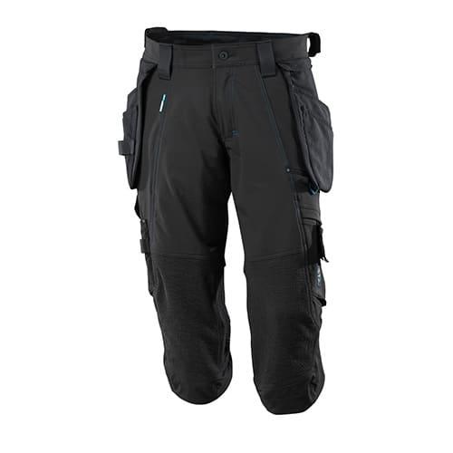 Mascot Advanced driekwart broek - zwart