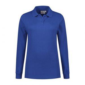 Santino_Rick_Polosweater_Dames_Blauw