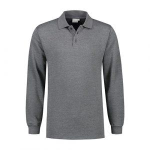 Santino_Rick_Polosweater_Donkergrijs