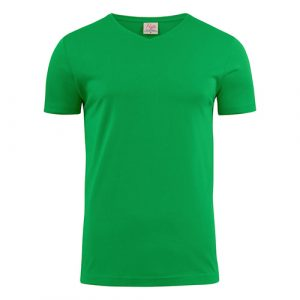 Printer_heavy_shirt_vneck_groen