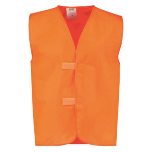 Tricorp Veiligheidsvest Geen Striping - Oranje
