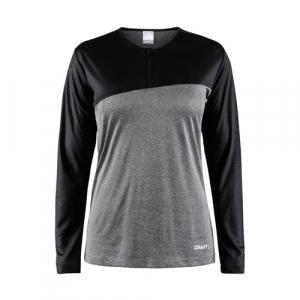 Craft_Radiate_tshirt_longsleeve_grijs