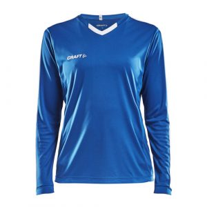 Craft_jersey_contrast_long_sleeve_dames_blauw
