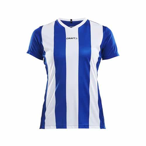 Craft_stripe_kersey_shirt_blauw_Dames