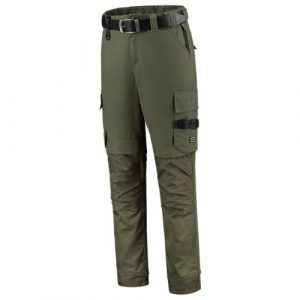 Tricorp_Twill_werkbroek_Cordura_Legergroen_Stretch