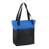 Derby_of_sweden_Promotioneel_tas_Tote_blauw_tas