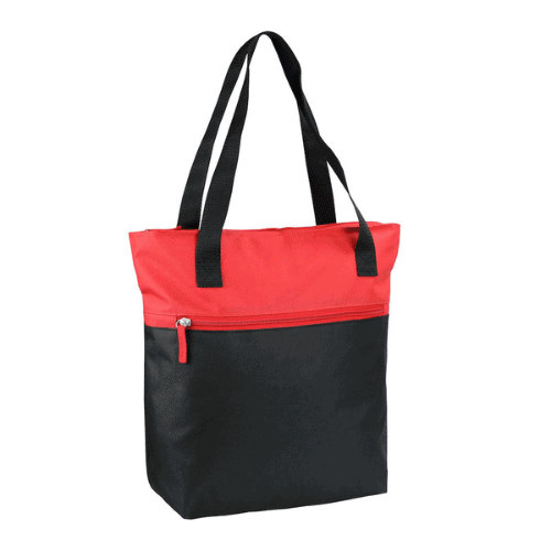 Derby_of_sweden_Promotioneel_tas_Tote_rood_tas