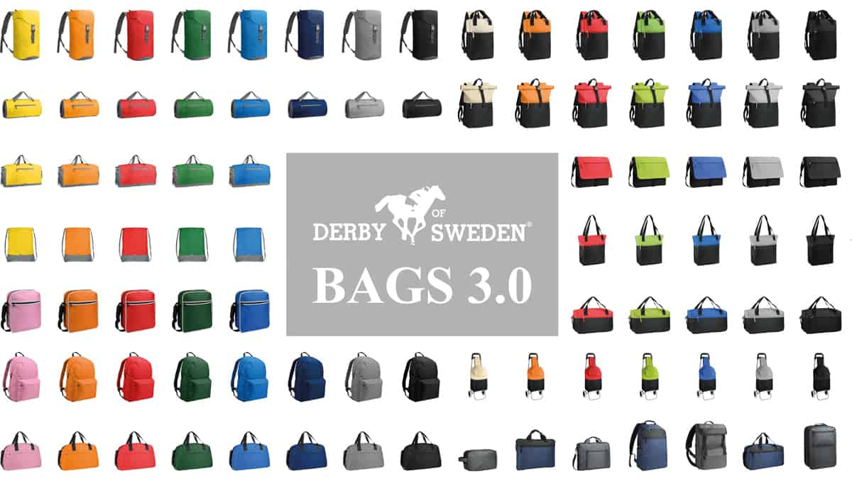 Derby of Sweden Bags