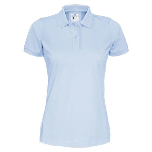 Cottover_duurzaam_duurzaamheid_werkkleding_promotioneel_polo_pique_dames_lichtblauw